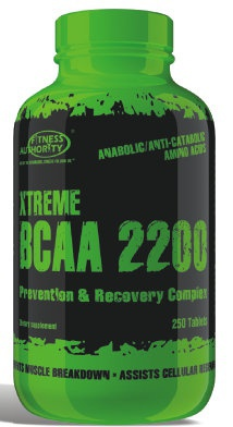 FA Xtreme BCAA 250 tabliet