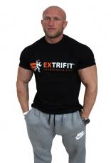 Extrifit Tričko  čierne (nové)