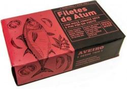 Aveiro Filety z Tuňáka 120 g