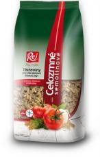REJ Celozrnné semolinové těstoviny Vretena 400 g