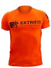 Extrifit tričko oranžové