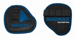 Mad Max Palm grips MFA270 - čierno/modrá