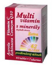 MedPharma Multivitamin s minerály 42 složek 67 tabliet