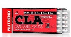 Nutrend CLA Softgel Caps 60 kapsúl