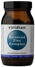 Viridian Balanced Zinc Complex 90 kapsúl