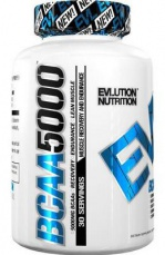 EVLution Nutrition BCAA 5000 240 kapsúl