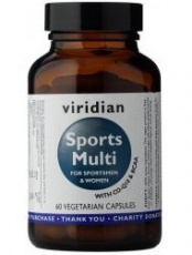 Viridian Sports Multi 60 kapsúl