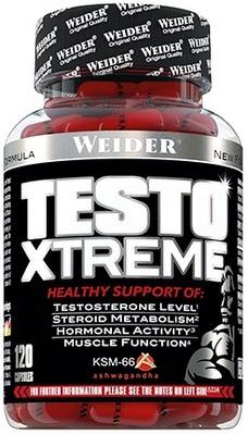Weider Testo Xtreme 120 kapsúl