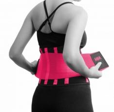 MAD MAX Slimming Belt MFA277 ružová