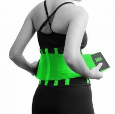 MAD MAX Slimming Belt MFA277 zelená