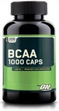 Optimum Nutrition BCAA 1000 caps 200 kapsúl