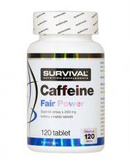 Survival Caffeine Fair Power 120 kapsúl