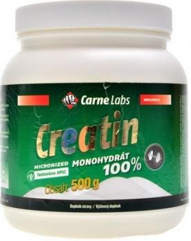 Carne Labs Creatine Monohydrate HPLC 500 g