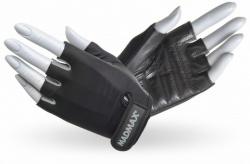 Mad Max Fitness rukavice Rainbow MFG251 šedá