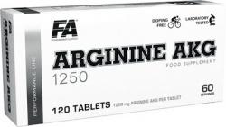 FA Arginine AKG 1250 120 tabliet