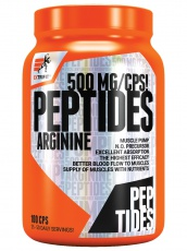 Extrifit Arginine Peptides 500 mg 100 kapsúl