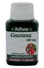 MedPharma Guarana 800 mg 107 tabliet