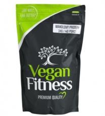 Vegan Fitness Mandľový Protein 750 g