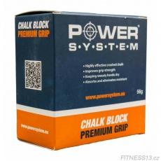Power System Chalk Block magnézium kostka 56g
