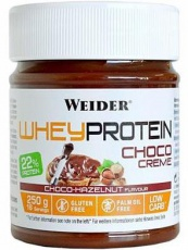 Weider Whey Protein Choco 250 g - čokoláda/oriešok