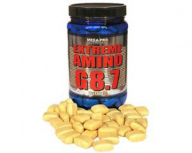 Extreme Amino G8,7 tabliet