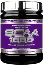 Scitec BCAA 1000 300 kapsúl