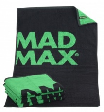 MAD MAX RUČNÍK BLACK/GREEN MST002