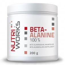 NutriWorks BETA-ALANINE 100% 200g