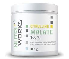 NutriWorks CITRULINE MALATE 100% 300g