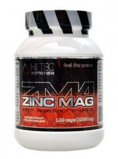 Hitec Nutrition ZMA Zinc Mag 120 kapsúl