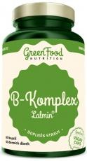 GreenFood B-Komplex Lalmin 60 kapsúl