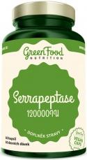 GreenFood Serrapeptase 60 kapsúl