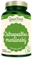 GreenFood Ostropestrec Mariánský 60 kapsúl