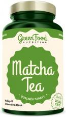 GreenFood Matcha Tea 60 kapsúl