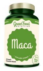 GreenFood Maca 120 kapsúl