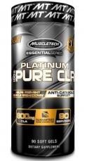 MuscleTech Platinum Pure CLA 90 kapsúl VÝPREDAJ