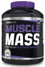 BiotechUSA Muscle Mass 2270 g
