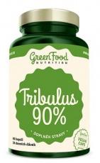 GreenFood Tribulus 90% 90 kapsúl