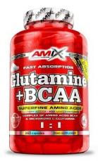 Amix Glutamine + BCAA 360 kapsúl