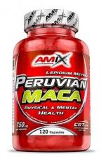 Amix Peruvian Maca 120 kapsúl