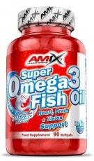 Amix Super Omega 3 Fish Oil 1000 mg 90 kapsúl
