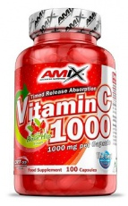 Amix Vitamin C 1000 mg 100 kapsúl