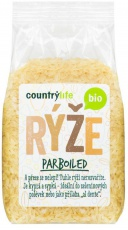 Country life BIO ryža parboiled 500g