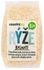Country life BIO ryža basmati 500g