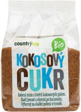 Country life BIO Kokosový cukor 250g