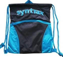 Syntrax bag na záda modro čierny