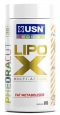 USN Phedra Cut LIPO X 80 kapsúl