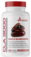Metabolic Nutrition CLA 3000 180 kapsúl