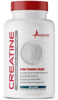 Metabolic Nutrition Creatine 300g VÝPREDAJ
