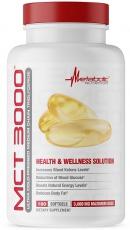 Metabolic Nutrition MCT 3000 180 kapsúl VÝPREDAJ